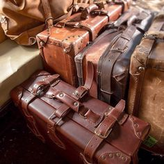 Can you have too many suitcases? | Saddleback Leather Co. | Leather Suitcase | 100 Year Warranty | $1,055 - $1,175