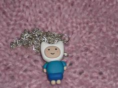 Finn Necklace by TheHappyFactory118 on Etsy $8