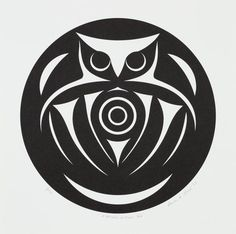 Circles in Time XIII-XVI (2008) [Set of 4] by Susan Point, Coast Salish (Musqueam) artist (SP2008-10)
