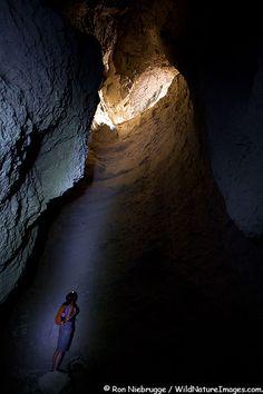 Mud Caves, Anza-Borrego Desert State Park, Borrego Springs, California