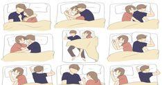 寝相でわかるパートナーへの愛情度…あなたはどのタイプ? – kwskライフ