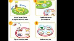 Cheap ThinkFun Snack Attack Children, Kids, Game http://www.electronictoys.us/cheap-thinkfun-snack-attack-children-kids-game/  Includes a desire to snack plate spinner and 6 double sided plates Two levels of play Includes a guide for parents  If your children have a thirst for a fun time , bring Snack Attack ! at the table and serve a variety of images fast, stacking sign that challenge players of all ages coming back for more ! Spin Attack delicious snack! Magically appear Spinner coffee…