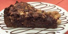Torta com Creme de Avelã Leva 8 colheres de creme de chocolate com avelã