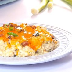 Keto Best Friends Casserole is one of those keto make ahead meals that is perfect for meal prep intentional leftovers pot lucks or school functions. Adapted from a traditional loaded keto cauliflower casserole recipe. Keto Cauliflower Casserole, Keto Casserole, Potato Casserole, Paleo Casserole Recipes, Meatball Casserole, Keto Broccoli Cheese Soup, Cauliflower Mac And Cheese, Cheeseburger Casserole, Keto Soup