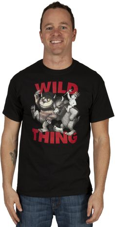 Where Wild Things Are Shirt