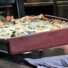 Whole Wheat Vegetable Lasagna...the real one!