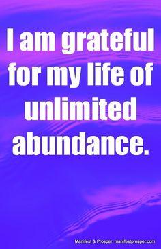 Manifest & Prosper | Affirmations for Abundance: Raise Your Vibration