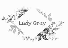 Miss Lily Bliss added a new photo. Country Paintings, Lady Grey, Grey Fashion, Shades Of Grey, Color Themes, Painting Inspiration, Old Things, Lily, Lettering