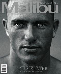 Kelly Slater Surfing Malibu Magazine