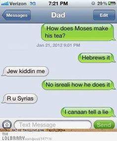 Jokes to tell in church