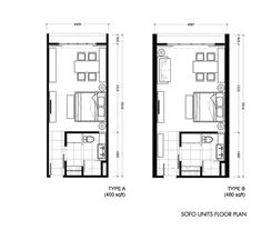 Category Archives: Bathroom floor plans