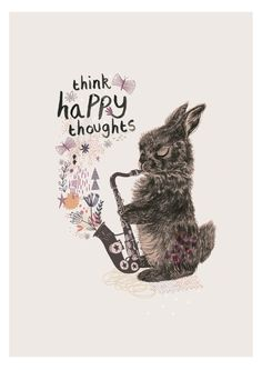 #TGIF! Happy thoughts abound.