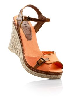 Sandalo Salmone/marroncino - bpc bonprix collection acquista online - bonprix.it