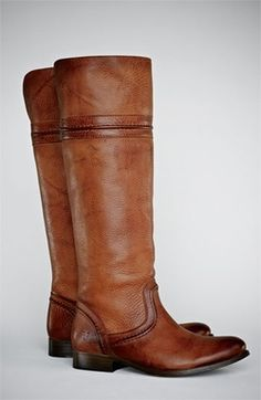 Need these to replace my boots! Frye 'Melissa Trapunto' knee high boots.