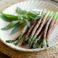 Grilled Asparagus wi