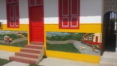 Pueblo de se villa colombia