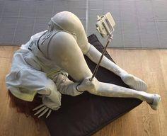 Sculpture by Anna Uddenberg, Berlin