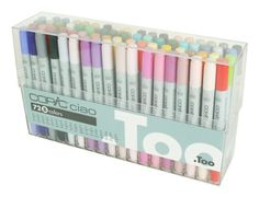 Copic Set B Ciao Marker (Pack of 72): Amazon.co.uk: Office Products