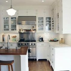Taryn Emerson Design - kitchens - exposed cabinet hinges, exposed cabinetry hinge, white shaker cabinets, white cabinets, inset cabinets, in...
