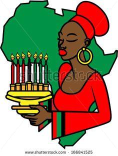 Kwanzaa  Celebration symbol