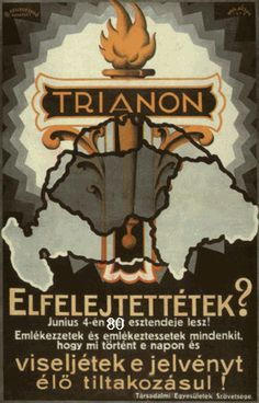 "Hungary: ""Trianon - Did you forget? Francis Of Assisi, St Francis, Eastern Europe, Budapest, Vintage Posters, Forget, History, Hungary, Saint Francis"