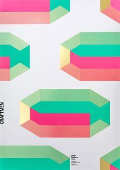 Afbeeldingsresultaat voor logo design line work Design Typography, Graphic Design Posters, Graphic Patterns, Typography Poster, Graphic Design Inspiration, Shape Design, Design Art, Pattern Design, Print Design
