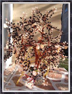 Eldanna Handmade Jewelry, Christmas Tree, Table Decorations, Holiday Decor, Home Decor, Teal Christmas Tree, Decoration Home, Handmade Jewellery, Room Decor