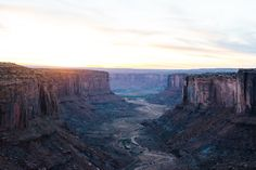 First light in the Canyon was extremely cold, but such a beautiful sight to see.