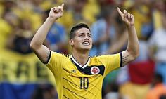 James Rodríguez: the meteoric rise of a new Colombian football superstar   Football   The Guardian