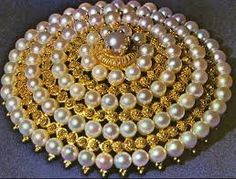 A pearl Mosqueta brooch from Panama My mom has one of these and a ring.