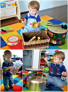 There are only two ways to live your life.: Montessori for 17 to 18 Month Olds