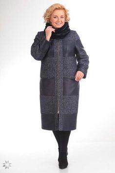 Пальто для полных женщин лучших белорусских брендов осень-зима 2017-2018
