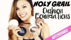 MY HOLY GRAIL KOREAN CUSHION FOUNDATIONS | 5 Best Affordable Cushion Review