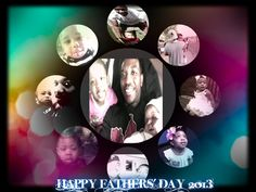 HAPPY FATHERS' DAY 2013 AUSTIN TERRELL