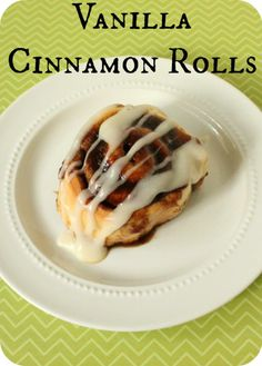 » Vanilla Cinnamon Rolls  (vegan)    |     Organize your favourite recipes on your iPhone or iPad with @RecipeTin! Find out more here: www.recipetinapp.com      #recipes #vegan