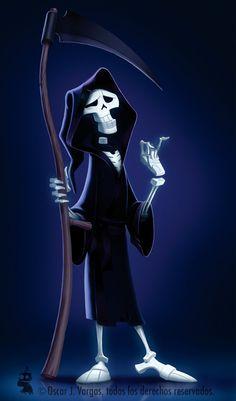 Diseño de personajes para animación – SEMINARIO – Oscar J.Vargas