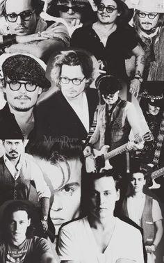 Johnny Depp Johnny Depp Wallpaper, Divas, Wwe Raw And Smackdown, Deep Set Eyes, Joe Strummer, Rugged Look, Hot Actors, The Clash