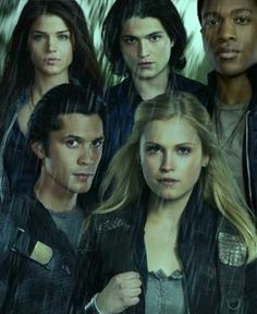 The 100 - No Rules Trailer http://www.sfseriesandmovies.com/series/the-hundred/the-hundred-video-s/