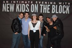 Totally GRAZY (FUN) NKOTB and me :)