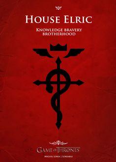 Conhecimento, bravura, irmandade.