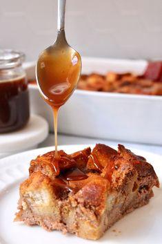 Guava Bread Pudding - For The Love Of Sazón