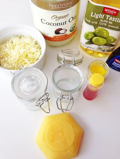 Homemade Lip Balm Ingredients | CatchMyParty.com