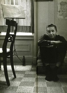 Gil Evans, stylish Canadian jazz pianist, arranger and conductor(May 13, 1912 - 1988) - instrumental in the development of the 'cool jazz' style…    Photo: William Claxton