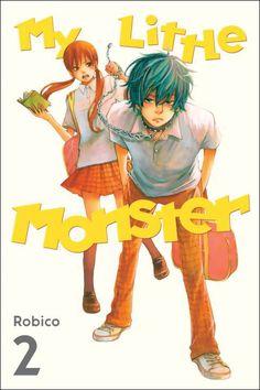 My Little Monster Graphic Novel 2