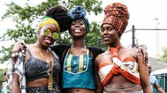 Street Style: Afro Punk Fest 2015