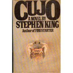 Cujo, by Stephen King