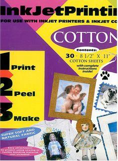4428  InkJet-Printing  Cotton  10 Blatt
