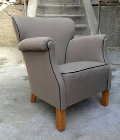 Los Angeles 1930s Upholstered Danish Club Chair Offers Accepted 650 Http