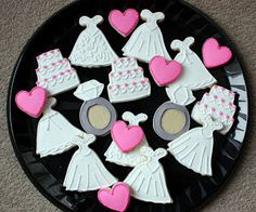 Icings by Ang: Naughty and Nice Bridal Shower/Bachelorette Party