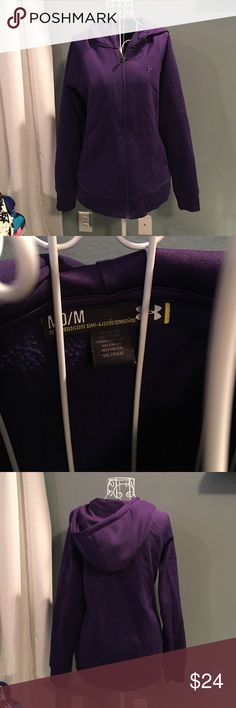 NWOT Under Armour Hoodie NWOT! Size medium! Under Armour Jackets & Coats